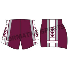 Custom hockey team shorts