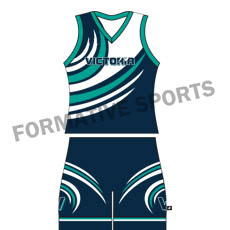 Customised Sublimation Hockey Singlets Manufacturers in Croatia