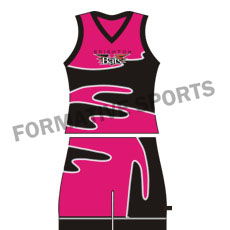 Customised Sublimation Hockey Singlets Manufacturers