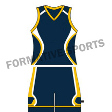 Customised Sublimation Hockey Singlets Manufacturers in Thailand
