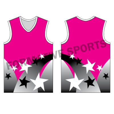 Customised Sublimation Singlets Manufacturers in Tonga