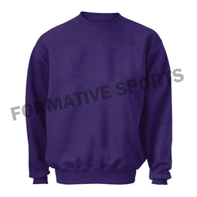 Customised Sweat Shirts Manufacturers