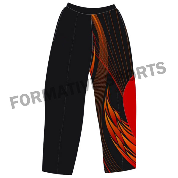 Customised T20 Cricket Pants Manufacturers in Fermont