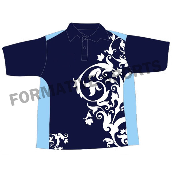 Customised T20 Cricket Shirts Manufacturers in Poland