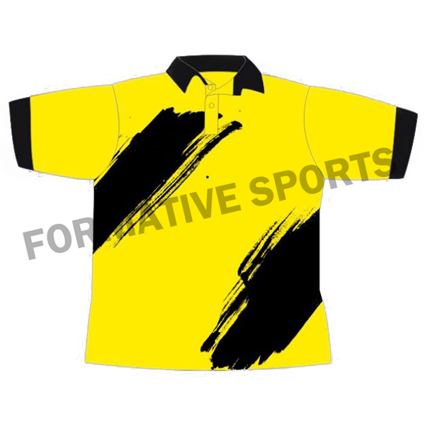 Customised T20 Cricket Shirts Manufacturers in Russia