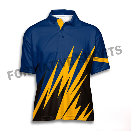 Customised Tennis Jersey Manufacturers in China