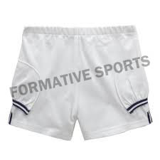 Customised Womens Tennis Shorts Manufacturers in Afghanistan