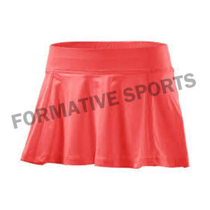 Customised Long Tennis Skirts Manufacturers in Bangladesh