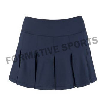 Customised Custom Tennis Skirt Manufacturers USA, UK Australia