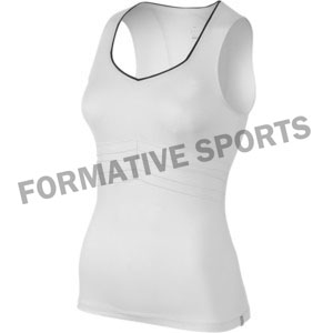 Sublimation Tennis Tops