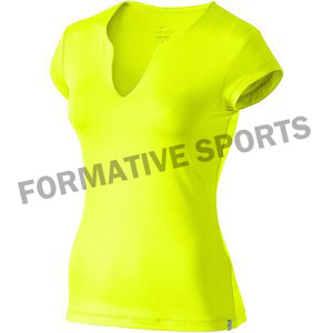 Customised Womens Tennis Shirts Manufacturers USA, UK Australia