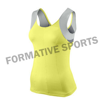 Customised Cheap Tennis Tops Manufacturers in Slovenia