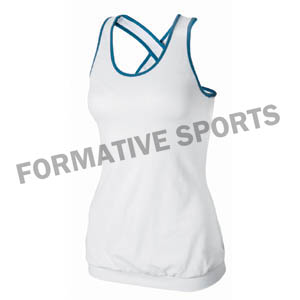 Customised Tennis Tops For Women Manufacturers in Nepal