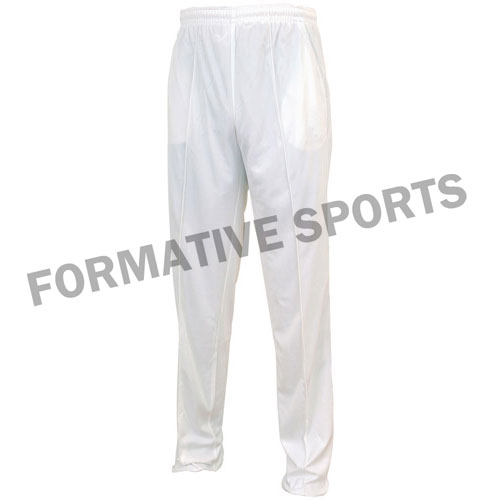 Customised Test Cricket Pants Manufacturers in Thailand