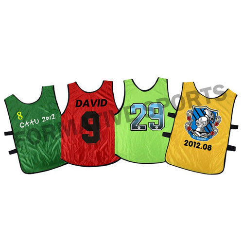 Customised Basketball Training Bibs Manufacturers in Tourcoing