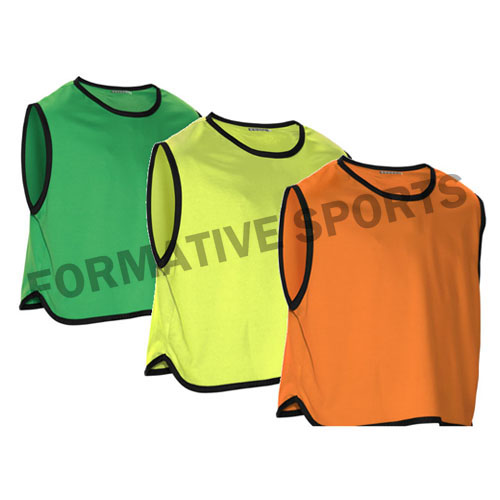 Customised Custom Training Bibs Manufacturers in Albania