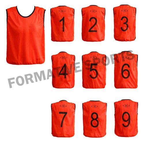 Customised Training Bibs Manufacturers USA, UK Australia