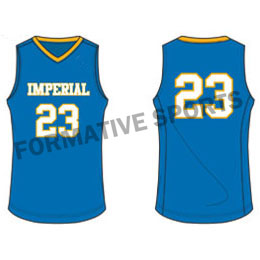 Customised Womens  Volleyball Jerseys Manufacturers in Congo