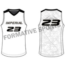 Customised Volleyball Jersey Manufacturers in Congo