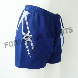 Customised Sublimated Volleyball Shorts Manufacturers in Montenegro