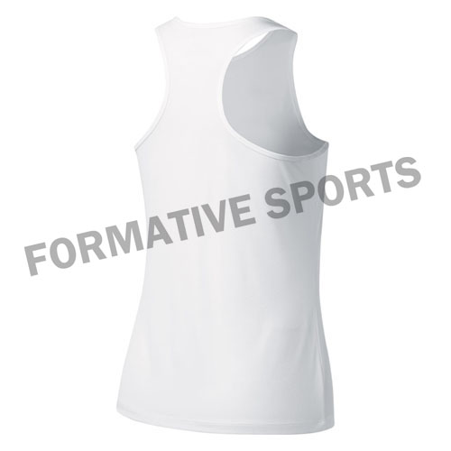 Customised Volleyball Team Singlets Manufacturers in Peru