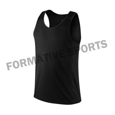 Customised Volleyball Singlet Manufacturers in Peru