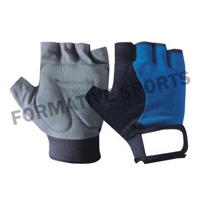 Customised Custom Weight Lifting Gloves Manufacturers