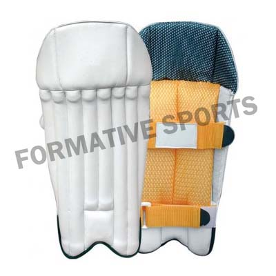 Customised Wicket Keeping Pad Manufacturers in Tamworth