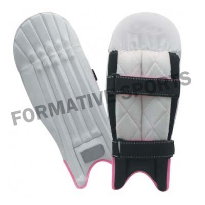 Customised Wicket Keeping Pad Manufacturers in Cuba