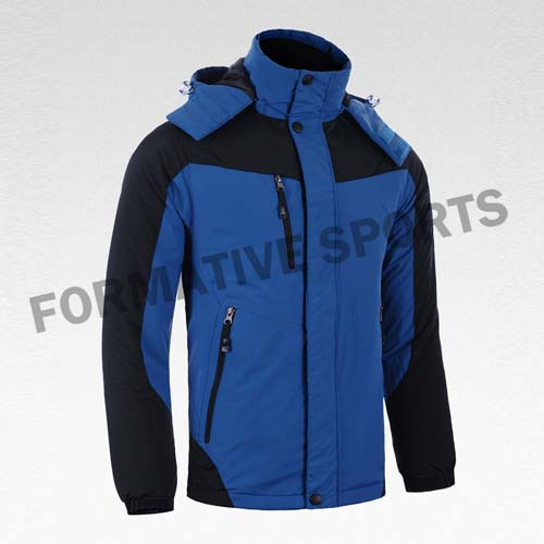 Customised Mens Winter Coats Manufacturers in Novosibirsk