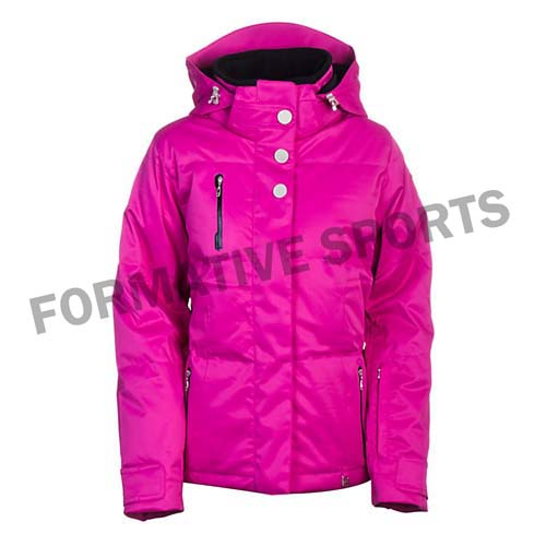 Customised Winter Jackets Manufacturers in Saint Petersburg