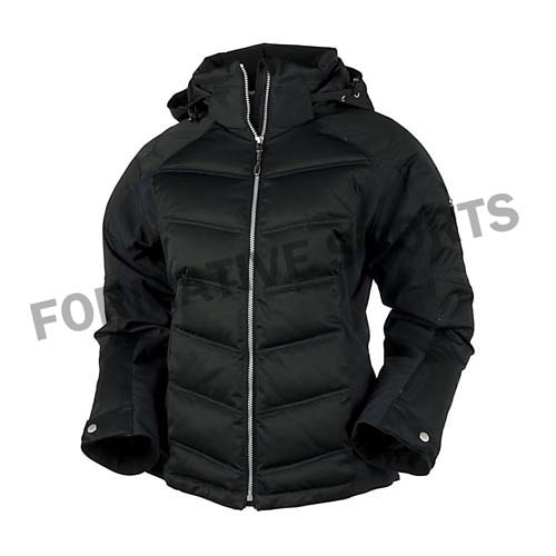 Customised Hooded Winter Jacket Manufacturers in Newport